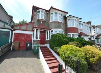 Thumbnail 3 bed semi-detached house for sale in Hillside Gardens, London