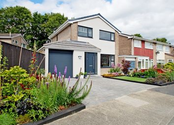 Thumbnail 3 bed detached house for sale in Bedale Close, Durham