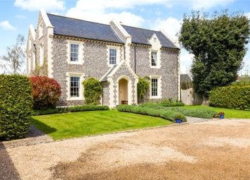 Thumbnail 7 bed detached house for sale in Church Lane, Oving, Chichester, West Sussex