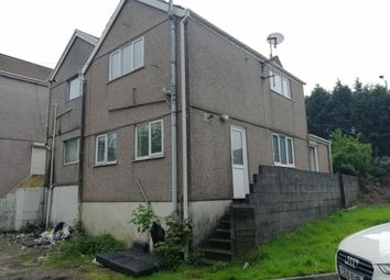 Thumbnail 1 bedroom semi-detached house for sale in Peniel Green Road, Llansamlet, Swansea