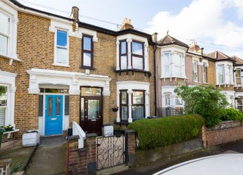 Thumbnail 3 bed terraced house for sale in Leslie Road, London