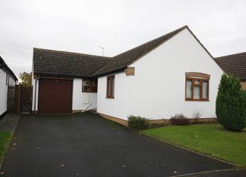 Thumbnail 2 bed detached bungalow for sale in Blacksmiths Close, Sedgeberrow Evesham