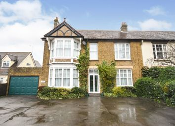 Thumbnail 4 bed semi-detached house for sale in Wood Street, Chelmsford