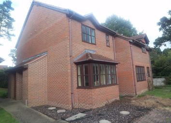 Thumbnail 1 bed terraced house to rent in Maguire Drive, Frimley, Camberley