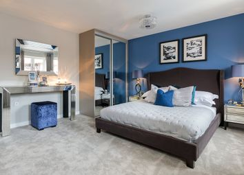Thumbnail 3 bedroom semi-detached house for sale in Bellway At Qeii, Howlands, Welwyn Garden City