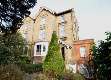 Thumbnail 2 bed flat to rent in Stoke Road, Guildford, Surrey