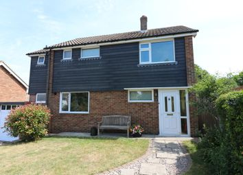 Thumbnail 4 bed detached house to rent in Woodland Way, Woodnesborough, Sandwich