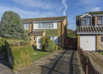 Thumbnail 2 bed semi-detached house for sale in Westbury Court, Hedge End, Southampton, Hampshire
