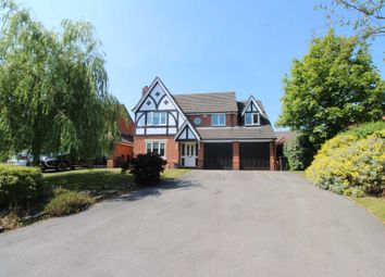 Thumbnail 4 bedroom detached house for sale in Waterslea Drive, Bolton
