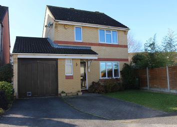 Thumbnail 3 bed detached house to rent in Azalea Close, Calne