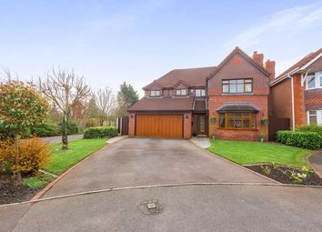 Thumbnail 4 bed detached house for sale in Fareham Close, Walton-Le-Dale, Preston