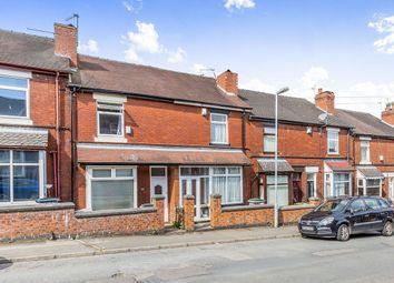 Thumbnail 2 bedroom terraced house for sale in Tellwright Street, Burslem, Stoke-On-Trent