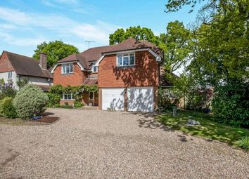 Thumbnail 5 bed detached house for sale in New Haw, Surrey