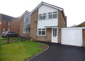 Thumbnail 3 bed semi-detached house for sale in Malvern Crescent, Ashby De La Zouch, Leicestershire