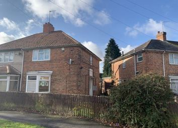 3 bed semi-detached house for sale in Circular Road, Hall Green, Birmingham, West Midlands B27