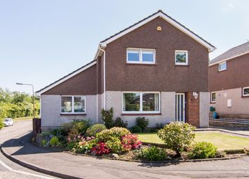 Thumbnail 3 bed detached house for sale in Currievale Park, Currie