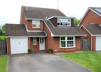 Thumbnail 4 bed detached house for sale in Evergreen Way, Wokingham