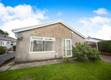 Thumbnail 3 bed detached bungalow for sale in Fairmound Place, Tonteg, Pontypridd