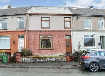 3 bed terraced house for sale in Elwyn Street, Tonyrefail, Porth CF39