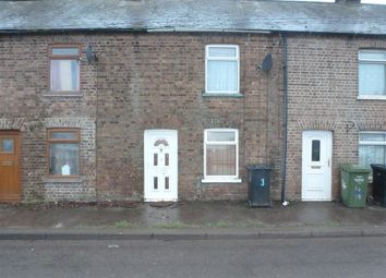 Thumbnail 2 bed terraced house to rent in The Row, Main Road, Threeholes