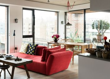 Thumbnail 3 bed flat for sale in Warehaus Apartments, Mentmore Terrace, London