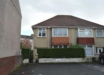 Thumbnail 3 bedroom semi-detached house for sale in Vivian Road, Swansea