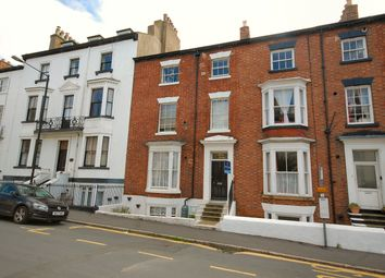 Thumbnail 2 bed flat for sale in 8 Belle Vue Terrace, Whitby