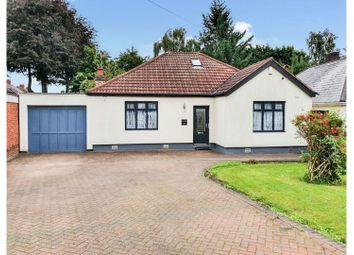 3 bed detached bungalow for sale in Clark Road, Wolverhampton WV3