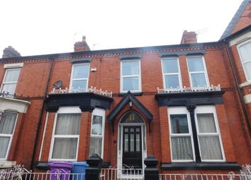 Thumbnail 7 bed terraced house to rent in Langdale Road, Wavertree, Liverpool