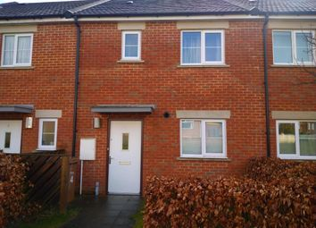 2 bed terraced house for sale in 4 St. Anns Terrace, Suffolk Road, Andover SP10