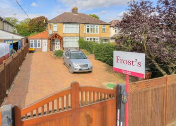 4 bed semi-detached house for sale in Lye Hill, Breachwood Green, Hitchin, Hertfordshire SG4