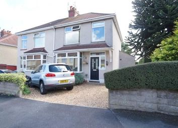Thumbnail 3 bed property for sale in Park Road, Downend, Bristol