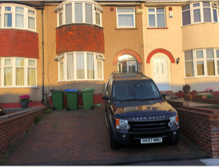 Thumbnail 3 bed terraced house for sale in Shooters Hill, London