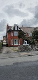 Thumbnail 3 bed flat to rent in Kings Road, Colwyn Bay
