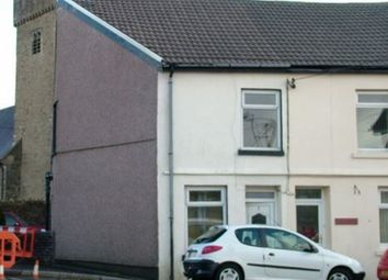 Thumbnail 2 bed end terrace house to rent in Church Place, Glynogwr