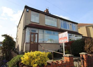 Thumbnail 3 bed semi-detached house for sale in Kennard Rise, Kingswood, Bristol