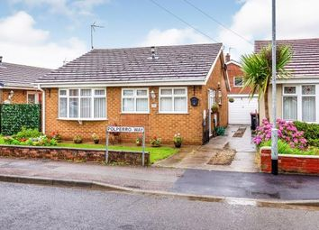 Thumbnail 2 bed bungalow for sale in Polperro Way, Hucknall, Nottingham, Nottinghamshire