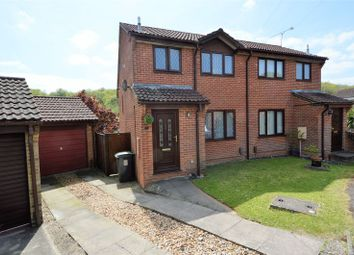 Thumbnail 3 bed semi-detached house for sale in Chervil Close, Clanfield, Waterlooville