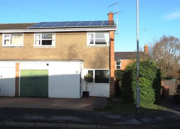 Thumbnail 3 bed semi-detached house for sale in The Pyghtles, Daventry