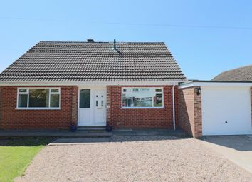 Thumbnail 4 bed detached bungalow for sale in Whitworth Drive, Radcliffe-On-Trent, Nottingham