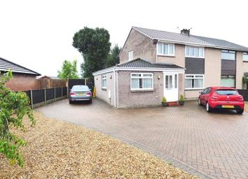 Thumbnail 3 bed semi-detached house for sale in Victory Avenue, Gretna, Dumfries And Galloway