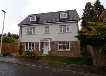 Thumbnail 6 bed detached house for sale in Cleghorn Lea, Lanark