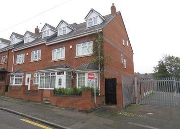 Thumbnail 7 bed semi-detached house for sale in Gilbert Road, Edgbaston, Birmingham