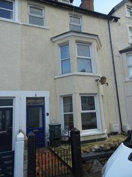 Thumbnail 5 bed terraced house to rent in Clilfton Road, Llandudno