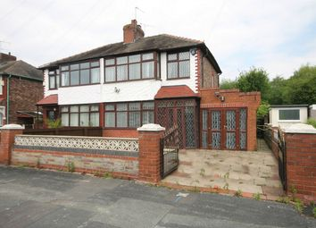 Thumbnail 3 bedroom semi-detached house for sale in Brownhill Drive, Padgate, Warrington