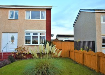 Thumbnail 3 bed terraced house for sale in Burns Way, Motherwell