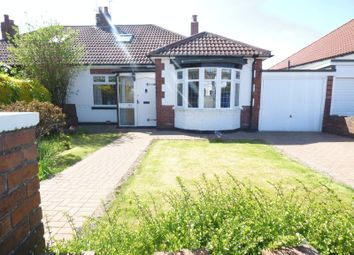 Thumbnail 2 bedroom bungalow for sale in Huntcliffe Gardens, North Heaton, Newcastle Upon Tyne