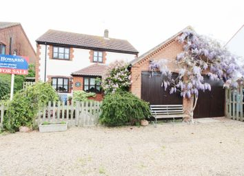 Thumbnail 3 bed detached house for sale in The Street, Runham