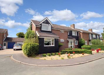 Thumbnail 5 bed detached house for sale in Ash Grove, Capel St. Mary, Ipswich