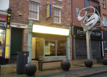 Thumbnail Restaurant/cafe for sale in Friargate Walk, St. Georges Shopping Centre, Preston
